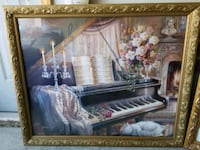 Beautiful pictures with piano  Durham, 27704