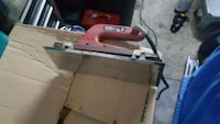 red and gray Craftsman table saw North Las Vegas, 89081