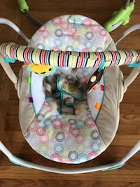 Baby swing Bowie, 20721