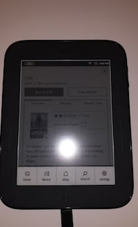 Barnes & Noble Nook Simple Touch eBook Reader (Wi-Fi Only)BNRV300