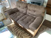 Ikea Love Seat with Cover Falls Church, 22042