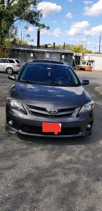 2012 Toyota Corolla Brentwood