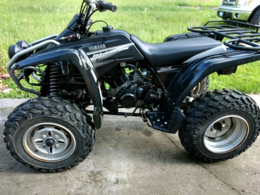 Photo 2005 Yamaha 350 Wolverine