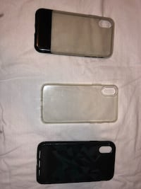 3 iPhone X cases Tacoma, 98444