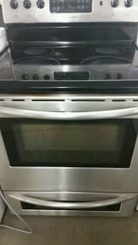 Stainless electric stove  Alexandria, 22312