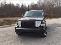 Jeep - Liberty - 2008 Silver Spring