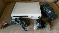 Xbox 360 White Console all wires & controller Shipley, BD18 1PS