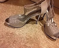 Brand new party silver shoes Williamsport, 17701