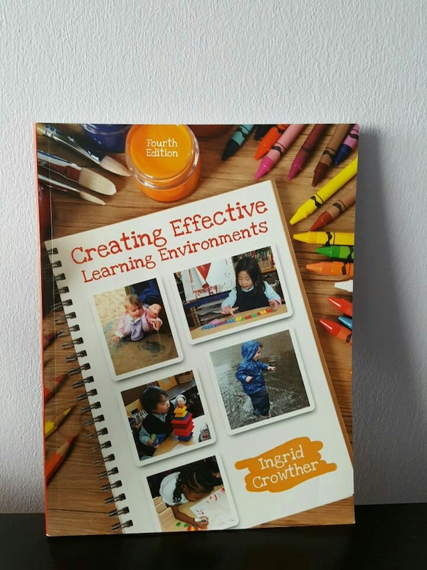 Creating Effective Learning Environments book