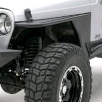 Smittybilt xrc armor front tube fenders for jeep t Innisfil, L9S 4P4