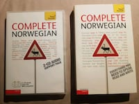 Complete Norwegian set