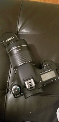 Canon 7D EOS with Lens