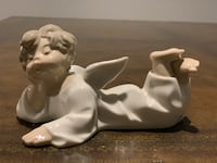 Lladro angel lying - vintage in excellent condition Mc Lean, 22101