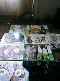 Xbox 360 game case lot Atlanta, 30315