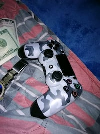 white and black camouflage Sony PS4 controller Catonsville, 21228