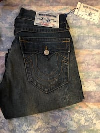 Black true religion denim bottoms Toronto, M4X 1M1