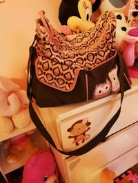 like new baby girl bag  London, N5Z 4W5
