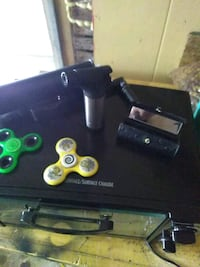 black Sony PS3 slim console with controllers Springfield, 65803