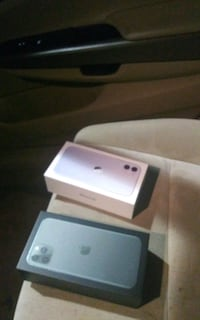 Two iphone pro max 256 gb