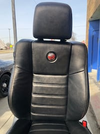 Ultra Rare Dodge 100TH ANNIVERSARY Charger/Challenger Seats