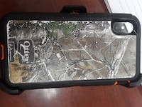 brown and black OtterBox real tree camouflage iPhone case Glasgow, 42141