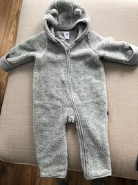 Baby Brenan Sherpa one piece