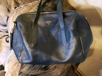 black leather 2-way handbag Parkersburg, 26101