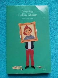 L'affaire Matisse de Georgia Bragg book
