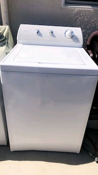 white top-load clothes washer Ceres, 95307