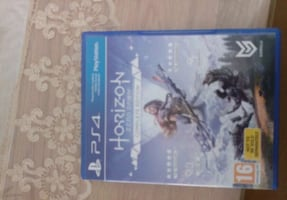 Ps4 Horizon Zero Dawn Oyun