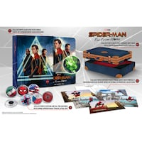 Spider-Man: Far From Home 4K Zavvi Collector's Edition Steelbook