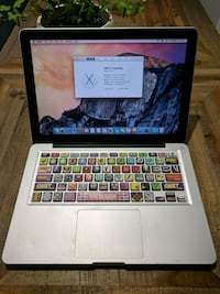 Macbook Pro 13 inch, late 2011 Mississauga, L5B 0G4