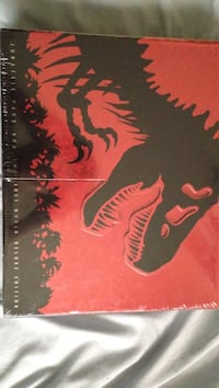 Vintage Jurassic Park and the Lost World Deluxe Edition Ajax, L1S 4E8