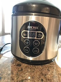 Aroma Housewares 8 cup (cooked) Digital Cool Touch Rice Cooker/Steamer Phoenix, 85024
