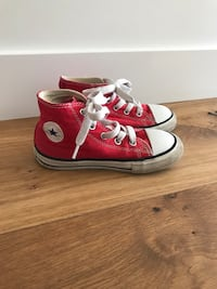 Converse Shoes toddler size 9 null, T1S