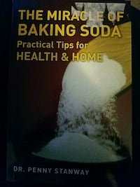 The Miracle of Baking Soda book