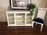 white wooden cabinet with mirror London, N6E 3N2