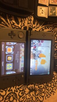 Nintendo 3DS with games Dalton, 56324