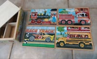 Melissa&Doug puzzles(over 50%off) Charlotte, 28277