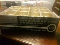 """12 boxes of 2""""x12"""" unscented candles Crofton, 21114"""