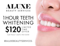Mobile Teeth Whitening Service! Toronto