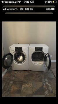 Kenmore Washer and Dyer