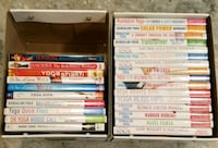 Various Yoga DVDs Clifton, 20124