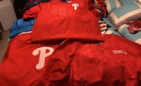 Phillies jackets.