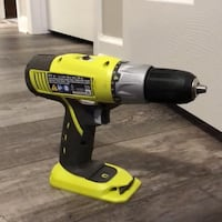 """RYOBI - 18-Volt ONE+ - Drill - 1/2"""" - P271 - Tool Only #169 Parrish"""
