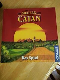 Settlers of Catan original game - from Germany! Arlington, 22205