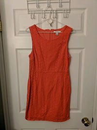 Forever 21 coral dress size m Toronto, M4W 1A9