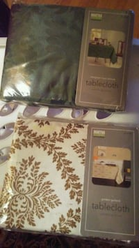 two tablecloths brand new Martha Stewart - never o Cranston, 02910