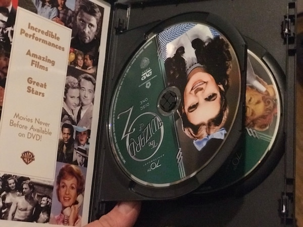 Used Wizard Of Oz Dvd For Sale In Lakeland Letgo