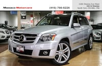 2011 Mercedes Benz GLK350 Panoramic Sunroof, Leather Vaughan